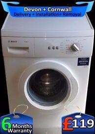 Bosch Fast Wash Washing Machine, Fast 1400, Many Programs, Fully Refurbished inc 6 Months Warranty