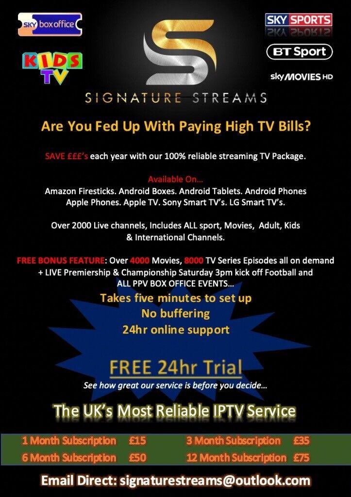 FREE_IPTV_SUBSCRIPTION | in Southville, Bristol | Gumtree