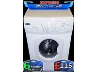 Rapid Wash, Hotpoint Fast 1400, Large 6Kg Drum, Fully Reconditioned inc 6 Months Warranty