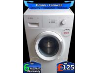Fast 1400, A+ Rated, Bosch Washing Machine, Quick Wash, Fully Refurbished inc 6 Months Warranty