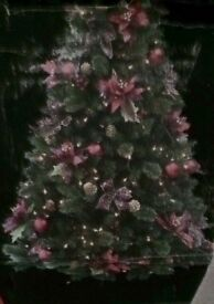 Christmas tree 180cm 6ft