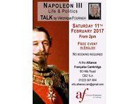 History talk about Napoleon III