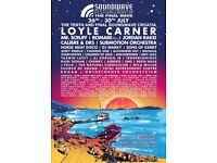Soundwave Croatia 2018 tickets x 3