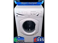 Hotpoint Aquarius, Fast 1400, Quick Wash, 6Kg Drum, Fully Refurbished inc 6 Months Warranty