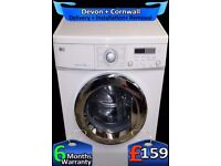 A+ Rated Washing Machine, LG Ultimate, Quick Wash, 7KG Drum, Fully Refurbished inc 6 Months Warranty