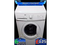 Very Big 8kg Zanussi, Fast 1200, Quick Wash, A+ Rated, Fully Refurbished inc 6 Months Warranty