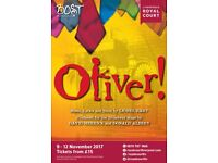 Oliver! Ticket in the Circle at Royal Court Liverpool Sat 11 Nov 5.30 pm