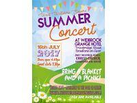 West Wiltshire Singers Summer Concert