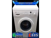 Bosch Washing Machine, Fast 1200, LCD, Mixed Load, Factory Refurbished inc 6 Months Warranty