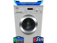 LCD, Fast 1400, 6Kg Load, Top Tech, Miele Washing Machine, Factory Refurbished inc 6 Months Warranty