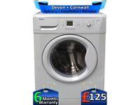 Beko Washing Machine, 1400 Spin, 7kg Drum, Fast Wash, Factory Refurbished inc 6 Months Warranty