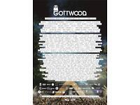 Gottwood Tickets x2