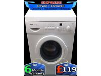 Bosch Washing Machine, Fast 1200, Top Quality, 6Kg, Lcd, Fully Reconditioned inc 6 Months Warranty