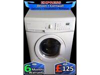 Rapid Wash, 7Kg, John Lewis Washing Machine, Fast Wash, Fully Reconditioned inc 6 Months Warranty
