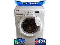 Fast 1400, 7Kg Big Drum, Hoover Washing Machine, LCD, A+, Factory Refurbished inc 6 Months Warranty