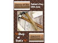 Father's Day Personalised hammer