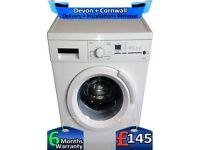 Top Tech, Fast 1400, 8Kg Drum, Siemens Washing Machine, Factory Refurbished inc 6 Months Warranty