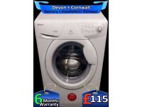 AAA+ Rated, 1600 Mega Spin, Large 6Kg Drum, Quick Wash, Fully Refurbished inc 6 Months Warranty