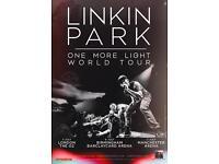 Linkin Park concert tickets Birmingham
