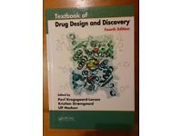 Book for Sale: Textbook of Drug Design and Discovery, Fourth, Hardcover, Kristian Stromgaard