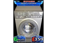 Graphite Grey, Big 7Kg DRum, A+ Rated, Current Model, Fully Reconditioned inc 6 Months Warranty