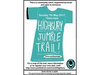 Highbury Jumble Trail 2017