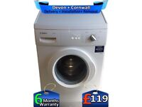 Fast 1200, Easy Care, Big 6Kg Load, Bosch Washing Machine, Factory Refurbished inc 6 Months Warranty