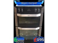 Belling Top Spec, Double Built in Oven, Fan Assisted, Auto, Fully Refurbished inc 6 Months Warranty