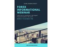 Forex Informational Webinar