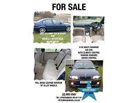 *REDUCED PRICE* 2004 BMW 325i M Sport, FSH, MOT, Low Miles, £1900