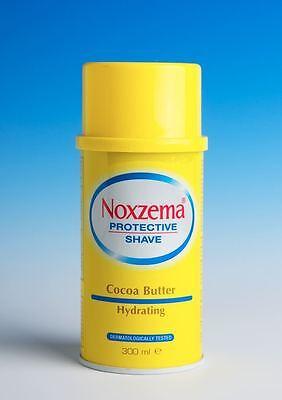Noxzema Cocoa Butter Protective Shave Shaving Foam - 300ml