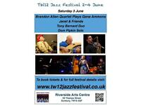 TW12 Jazz Festival - Saturday