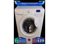 Big 8Kg Family Drum, Hoover A+ Fast 1400 Washing Machine, Fully Reconditioned inc 6 Months warranty