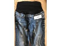 Maternity Jeans size 14-16