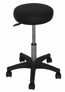Tabouret rond plat ajustable Neuf ***39,99$***