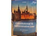 Constitutional & Administrative Law - 8th ed - Neil Parpworth