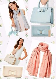 Scarves and Handbags
