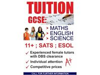SATs and 11 plus Tuition