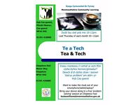 Tea and Tech Problem Solving Session