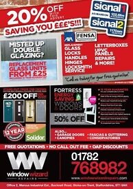 WINDOW & DOOR REPAIRS AND LOCKSMITH SERVICE IN STOKE-ON-TRENT, STAFFORDSHIRE, CHESHIRE & DERBYSHIRE