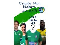 Football players wanted for Bristol Saturday teams