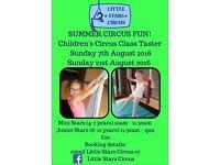 Summer Circus Class Sydenham