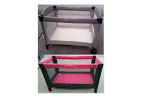 Travel Cots in Excellent Condition