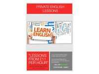£11/hr English Skype Lessons With Native CELTA Qualified Teacher