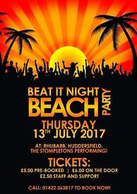 Beat It Night Huddersfield