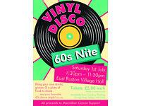 Charity Vinyl Disco!
