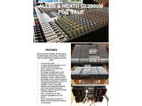 Allen and Heath GL-2800M