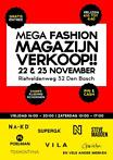 Mega Fashion SALE Den Bosch
