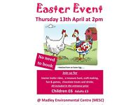 EASTER AT MESC MADLEY