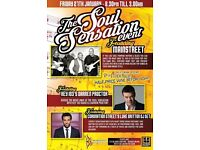 The Soul Sensation Event @ Bredbury Hall- 27th Jan